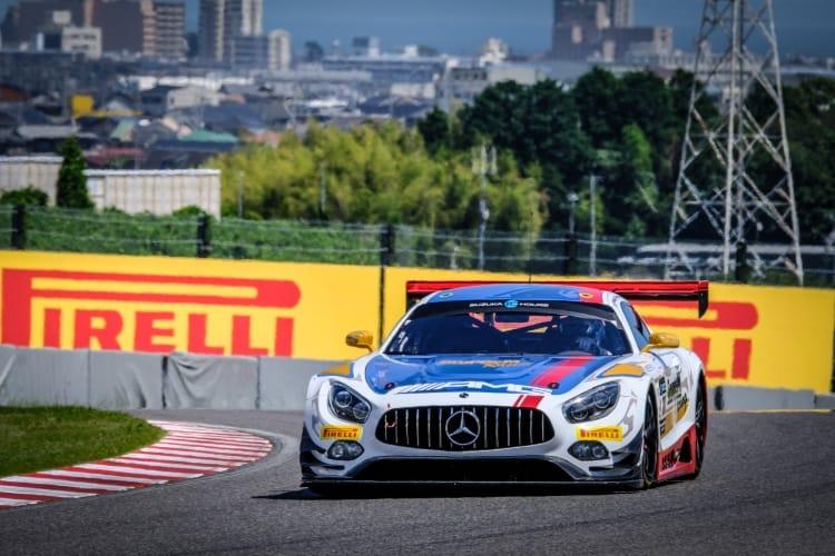 #888 Mercedes-AMG Team GruppeM Racing HKG Mercedes-AMG GT3 - Raffaele Marciello ITA Maro Engel DEU Tristan Vautier FRA   SRO / Dirk Bogaerts Photography