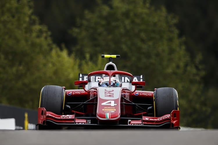Nyck de Vries - Pertamina Prema Theodore Racing - Spa-Francorchamps