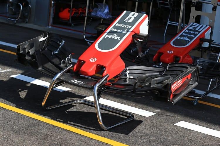 Romain Grosjean & Kevin Magnussen - Haas F1 Team - Spa-Francorchamps