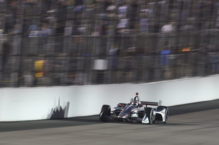 Credit: Chris Jones / Courtesy of IndyCar