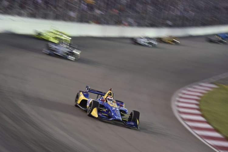 Alexander Rossi (USA), Andretti Autosport, Gateway, 2018 Verizon IndyCar Series
