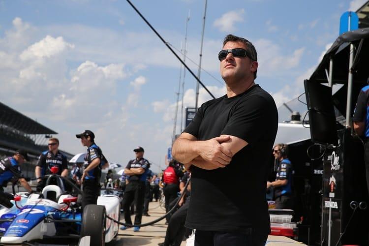 Tony Stewart (USA), Verizon IndyCar Series, Indianapolis Motor Speedway
