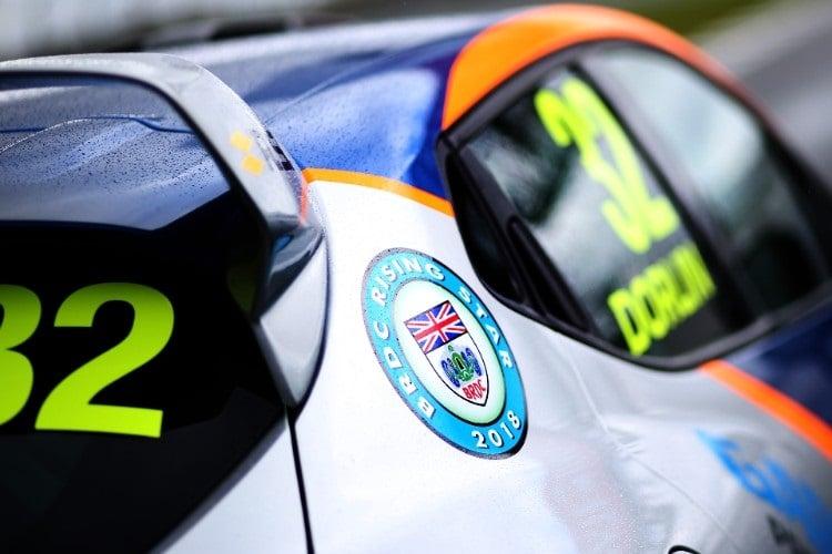 James Dorlin Renault UK Clio Cup