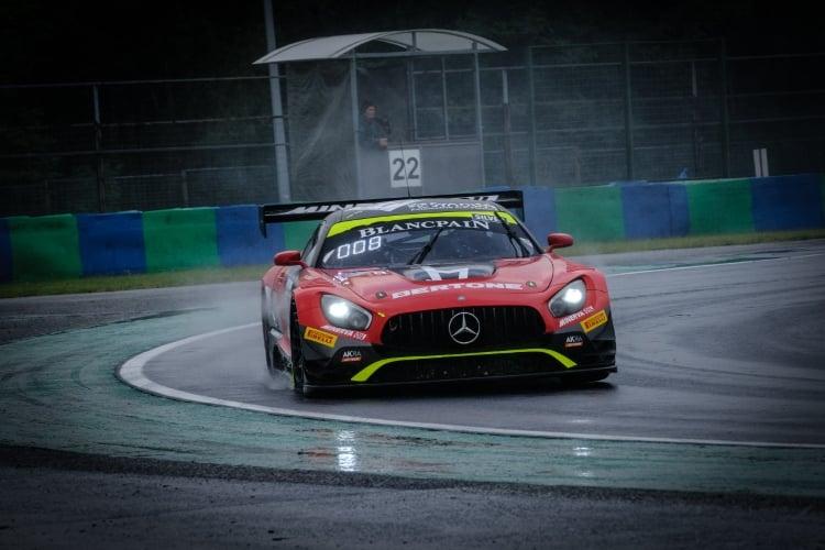 #87 AKKA ASP Team FRA Mercedes-AMG GT3 Silver Cup Nicolas Jamin FRA Denis Bulatov RUS, Race 2 | SRO / Dirk Bogaerts Photography