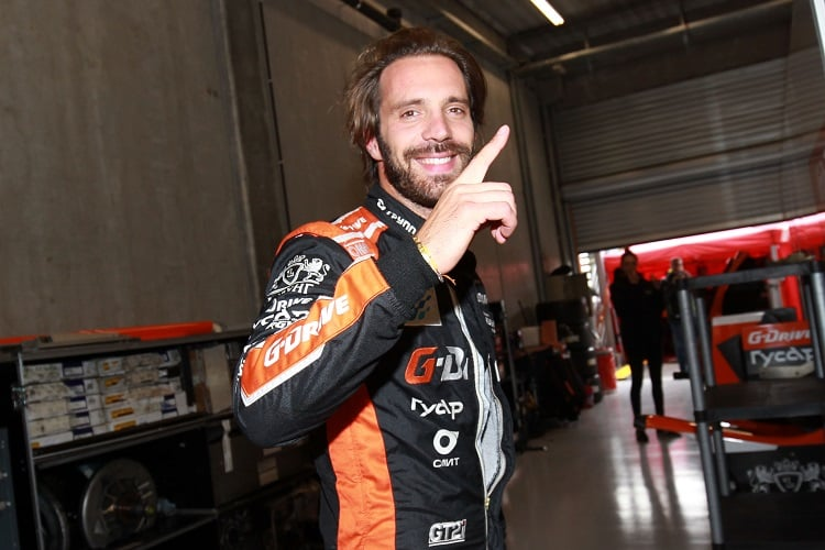 Jean-Eric Vergne - G-Drive Racing - Spa-Francorchamps