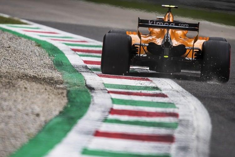 Stoffel Vandoorne - McLaren F1 Team - Autodromo Nazionale Monza