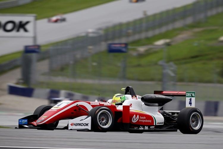 Mick Schumacher - Prema Theodore Racing - Red Bull Ring