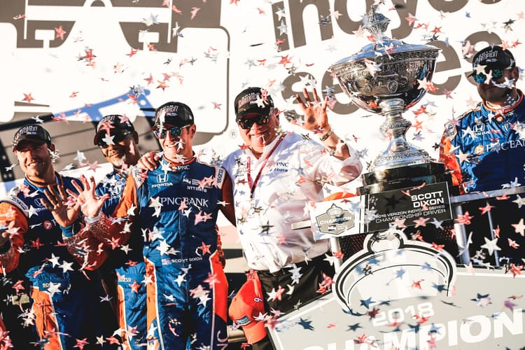 Scott Dixon (NZL), Chip Ganassi Racing, 2018 Verizon IndyCar Series, Sonoma