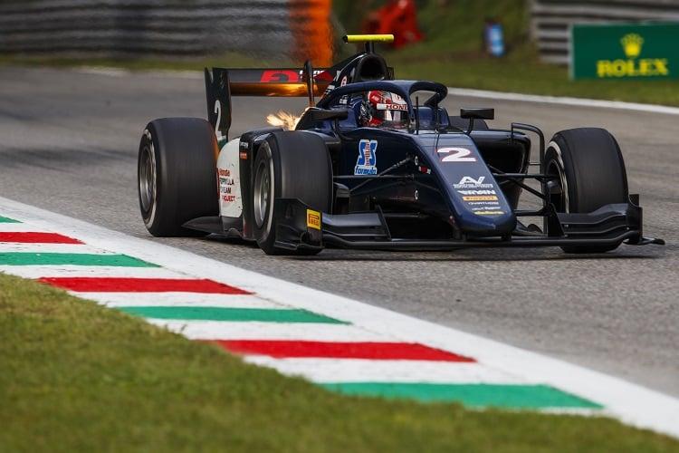 Tadasuke Makino - Russian Time - Autodromo Nazionale Monza