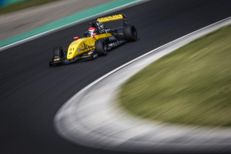 Christian Lundgaard - MP Motorsport - Hungaroring