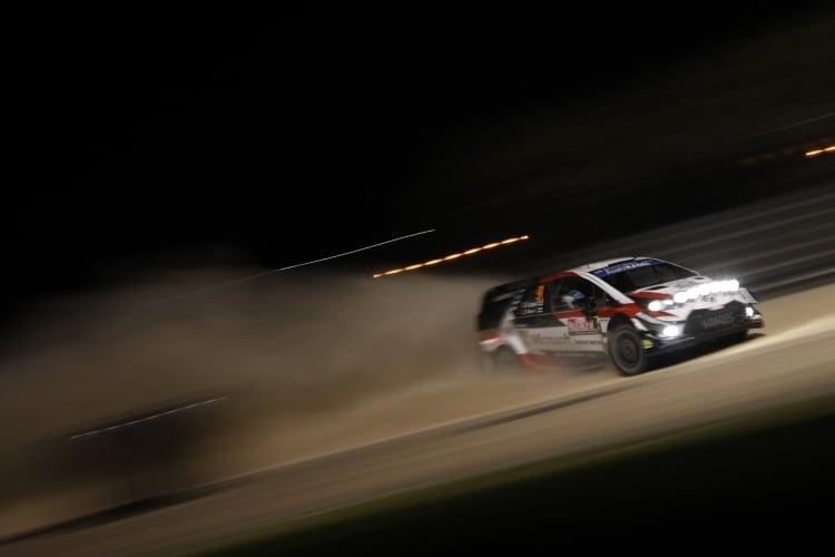 Esapekka Lappi / Janne Ferm TOYOTA GAZOO RACING WRT Toyota Yaris WRC