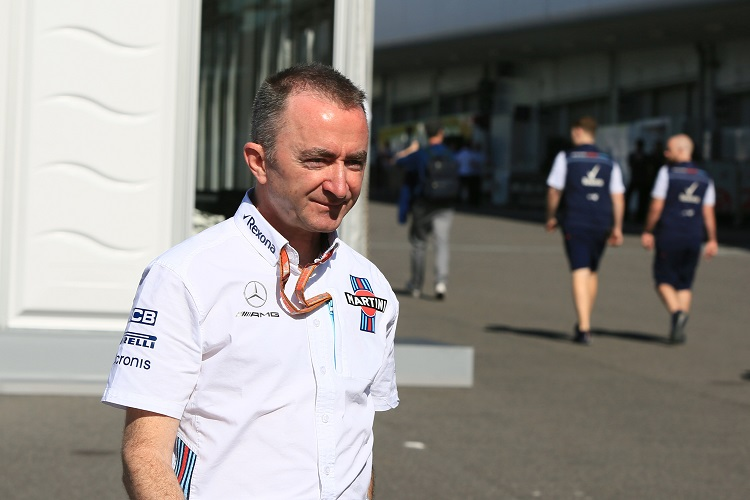 Paddy Lowe - Williams Martini Racing - Suzuka International Racing Course