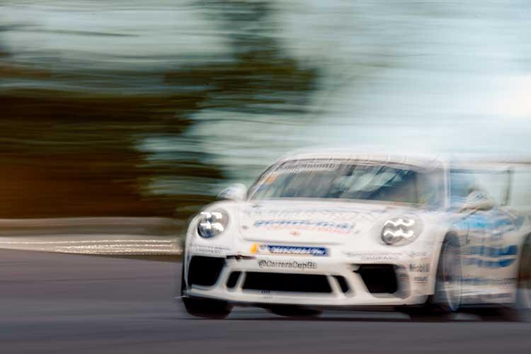 Rory Collingbourne - Brands Hatch - Porsche Carrera Cup GB