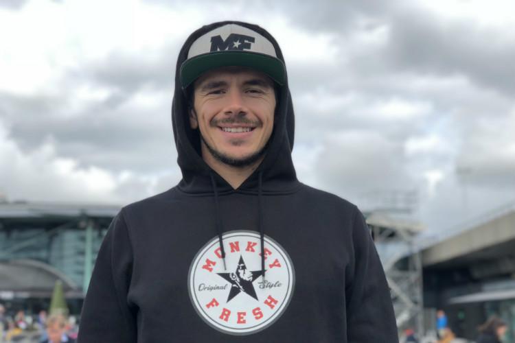 Scott Redding joins Be Wiser Ducati