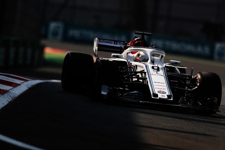 Marcus Ericsson (SWE), 2018 Formula 1 World Championship, Mexico Grand Prix, Alfa Romeo Sauber F1 Team