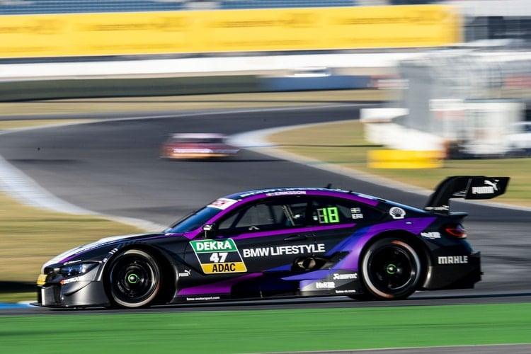 Joel Eriksson: 2018 DTM Series - Hockenheim II