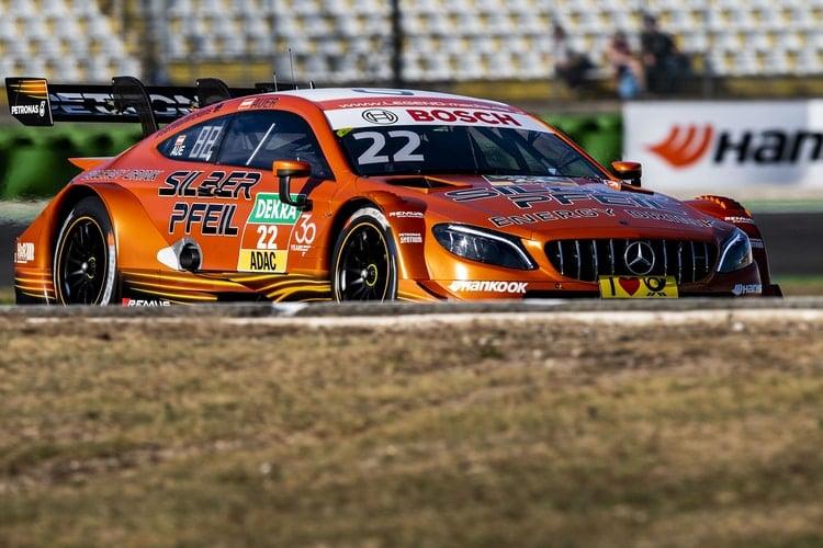 Lucas Auer: 2018 DTM Series - Hockenheim II