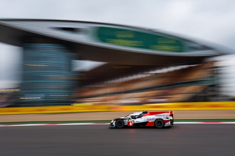 Although the privateers only finished one lap down on the Toyotas, the hybrid cars still have dominance in the series, taking their fourth one-two of the season in Shanghai.