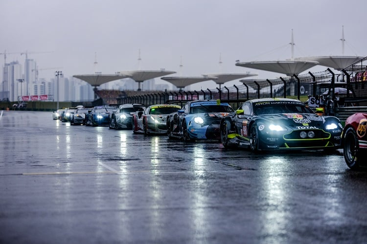 The rain shorterned the WEC 6 Hours of Shanghai, providing one of the most exciting races of the season