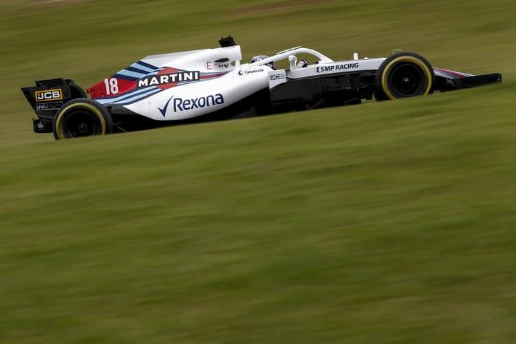 Lance Stroll - Brazilian Grand Prix - F1