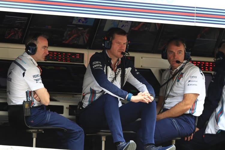 Rob Smedley - Williams Martini Racing