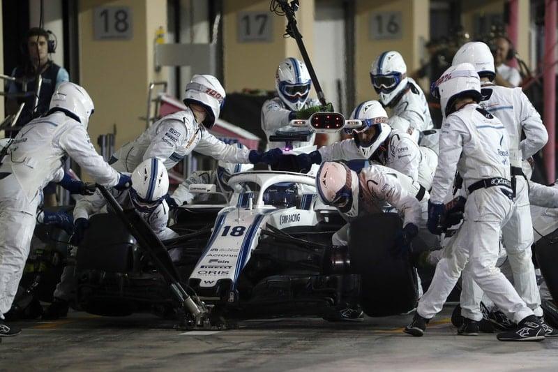 Lance Stroll - Formula 1 - 2018 Abu Dhabi GP