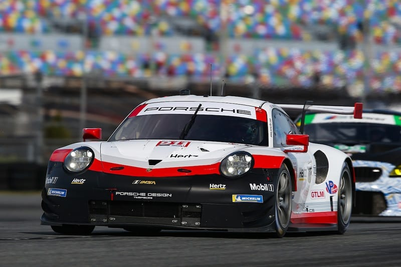 #911 Porsche GT Team - Roar Before the 24 - Daytona International Speedway