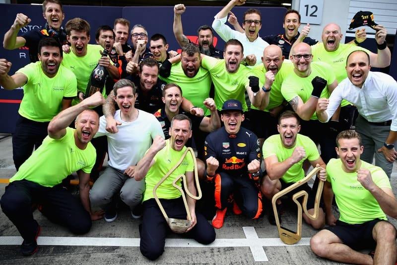 Aston Martin Red Bull Racing - Max Verstappen
