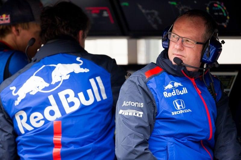 Graham Watson - Red Bull Toro Rosso Honda