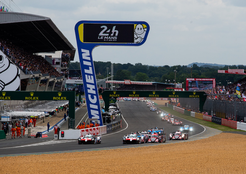The initial 42-strong entry list for the 2019 24 Hours of Le Mans has been revealed.