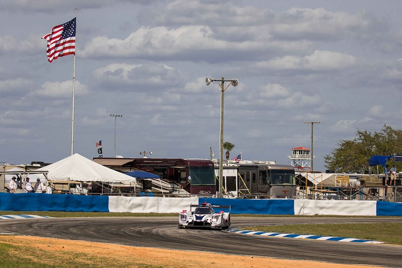 LMP2 is looking like a class of tyre fights for Friday's 1,000 mile race.