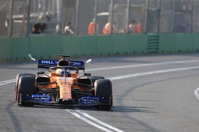 Carlos Sainz Jr. - McLaren F1 Team - Australian GP