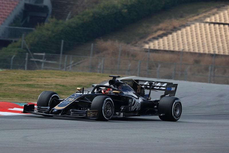 Kevin Magnussen - Haas F1 Team - Circuit de Barcelona-Catalunya