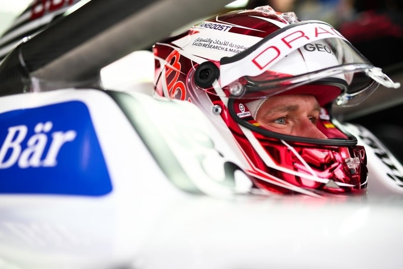 Maxmillian Gunther - Dragon Racing - Ad Diriyah ePrix