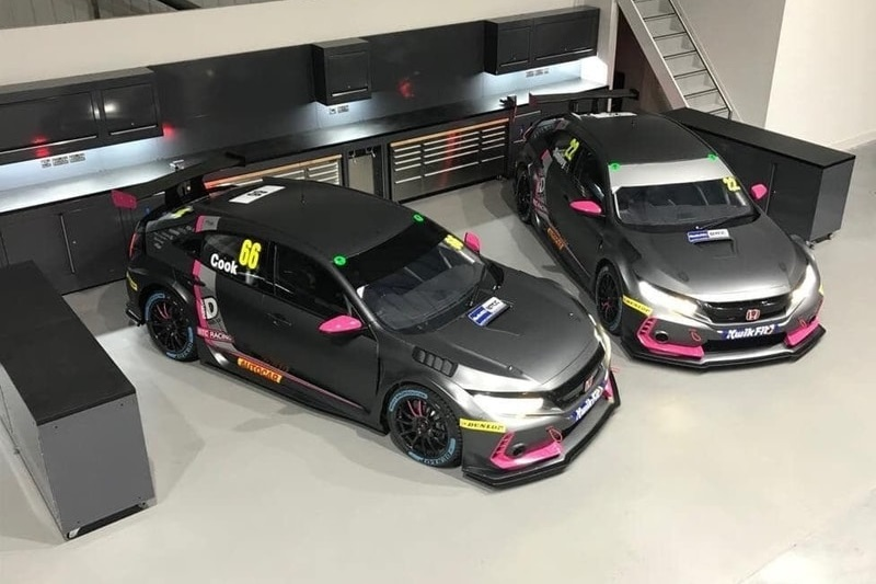 BTC Racing BTCC 2019