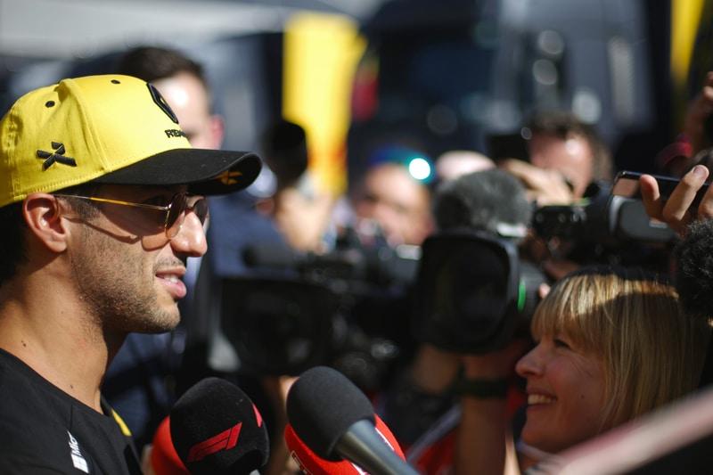 Daniel Ricciardo - Formula 1 - 2019 Winter Testing