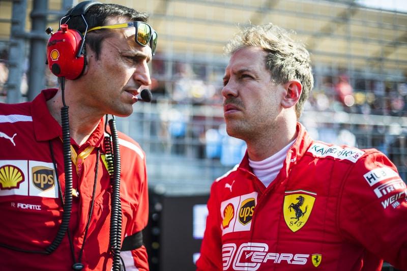 Sebastian Vettel - Formula 1 - 2019 Australian GP