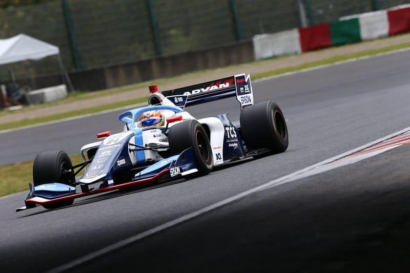 Alex Palou - TCS Nakajima Racing - Suzuka International Racing Course