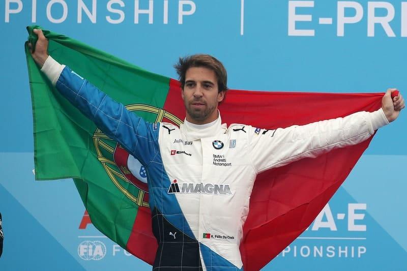 Antonio Felix Da Costa - BMW I-Andretti Motorsport - 2018 Ad Diriyah ePrix