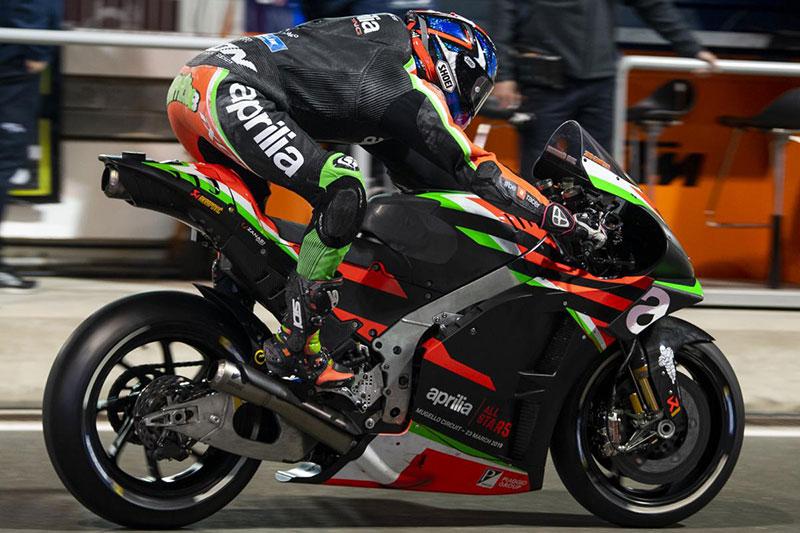 Bradley Smith returns to action at Jerez