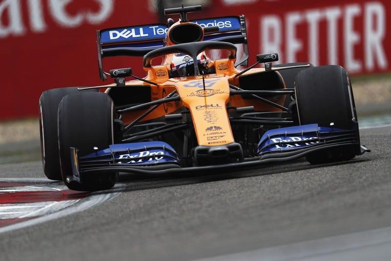 Carlos Sainz Jr. - McLaren F1 Team - Shanghai International Circuit
