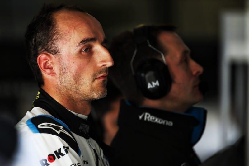 Kubica - China 2019 - Williams
