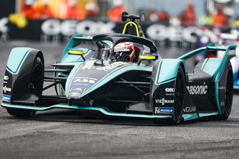 Mitch Evans - Panasonic Jaguar racing - Rome ePrix