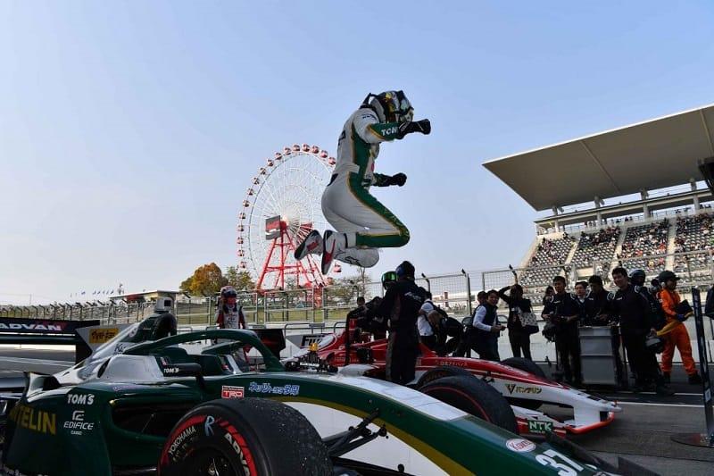 Nick Cassidy - Vantelin Team TOM'S - Suzuka International Racing Course