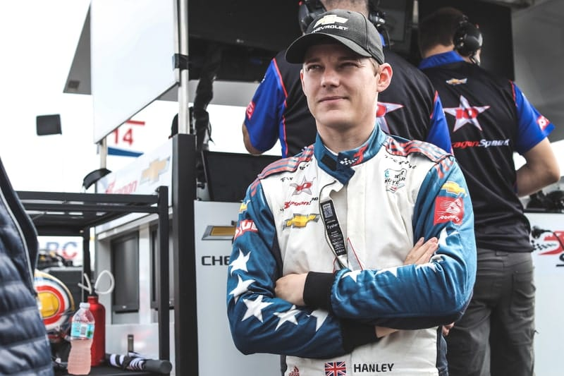 Ben Hanley (GBR), DragonSpeed, 2019 NTT IndyCar Series, Barber