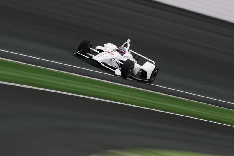 Colton Herta (USA), Harding Steinbrenner Racing, 2019 NTT IndyCar Series, Indianapolis