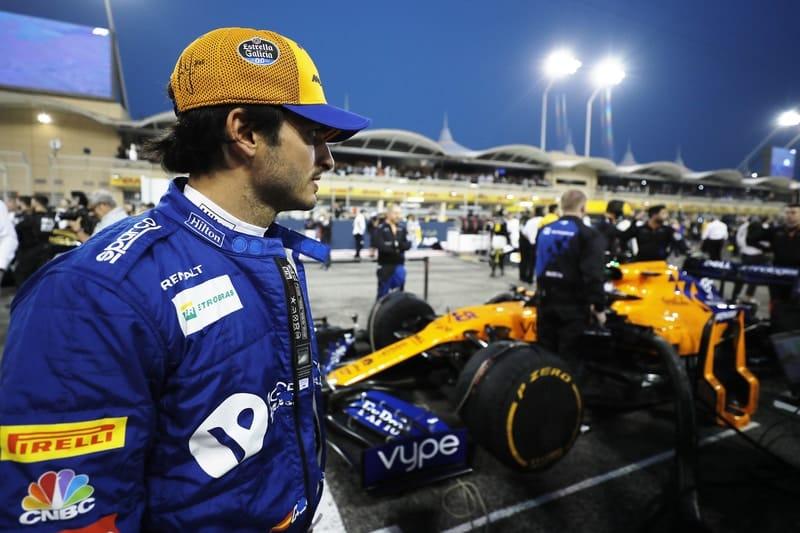 Carlos Sainz Jr. - Formula 1 - 2019 Bahrain GP