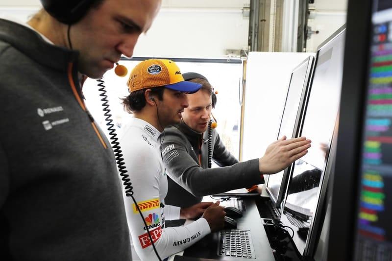 Carlos Sainz Jr. - Formula 1 - 2019 Chinese GP