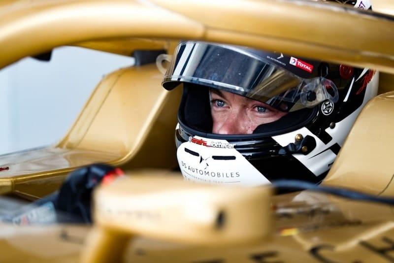 Andre Lotterer cockpit view