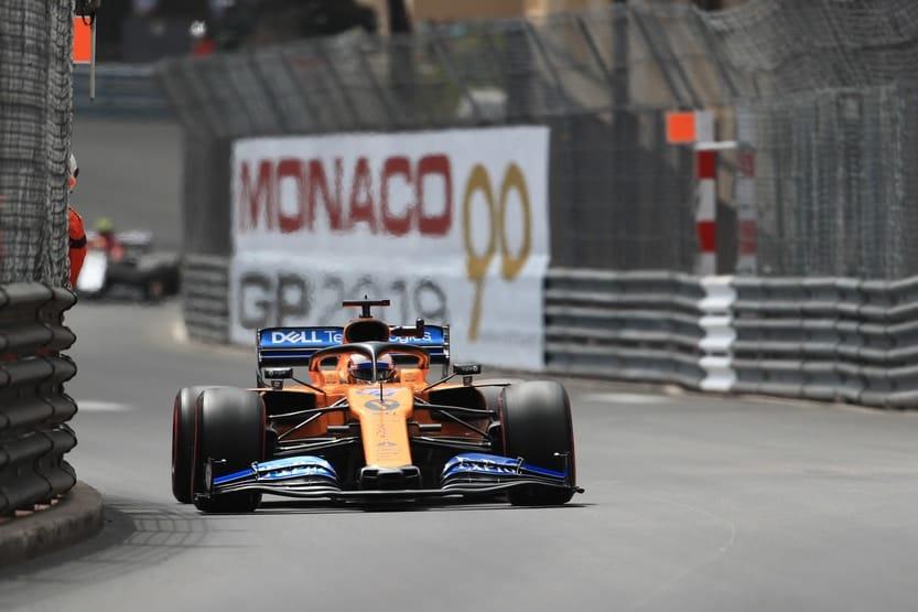 Carlos Sainz Jr. - Monaco Grand Prix